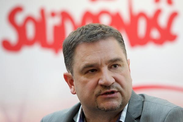 Solidarność: Żaden polski pracownik nie powinien głosować na Komorowskiego