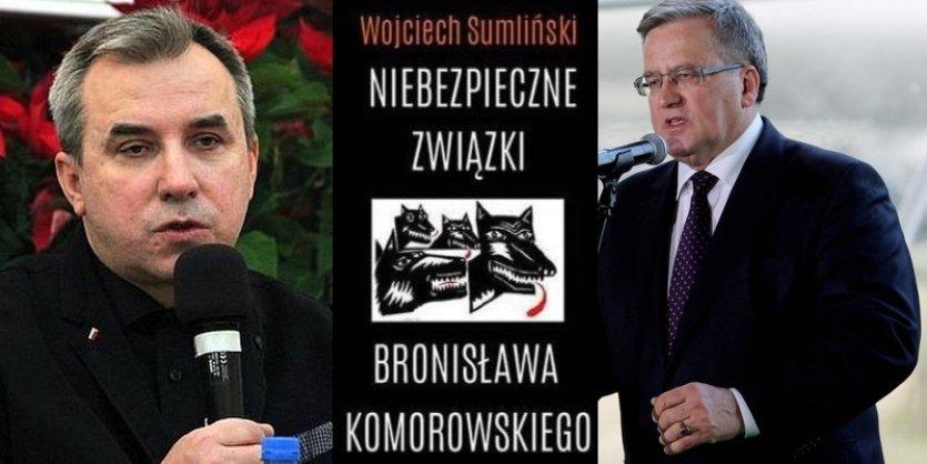"""""""Niebezpieczne Związki B. Komorowskiego"""" wycofywane ze sprzedaży"""