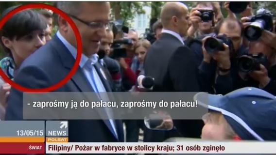 Czemu nie pokazano suflerki prezydenta? TVN: To decyzja wydawców