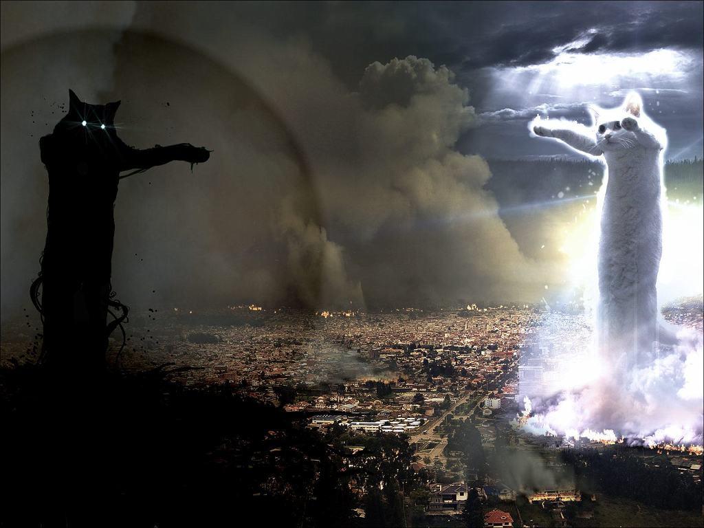 Ateizm może zniszczyć kamień węgielny.