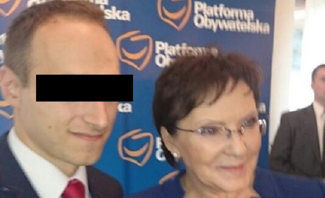 Działacz PO aresztowany za pedofilię