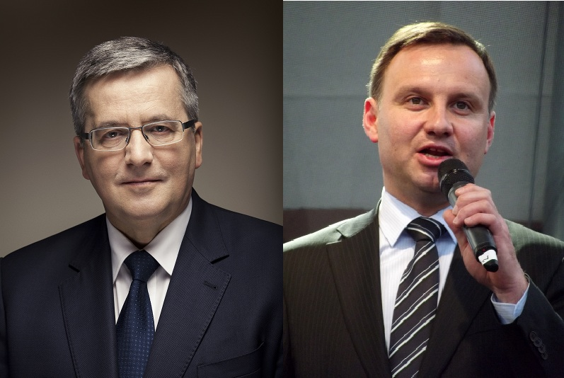 Duda i Komorowski złamali obietnicę. Odmówili publikacji informacji o kosztach kampanii