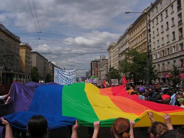 Zamieszki na Paradzie Równości na Ukrainie. Są ranni i zatrzymani