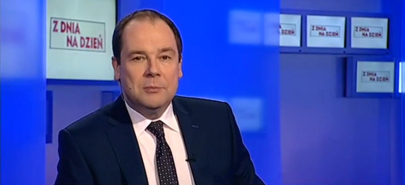 Dziennikarz TVP ukarany za nieetyczne zachowanie