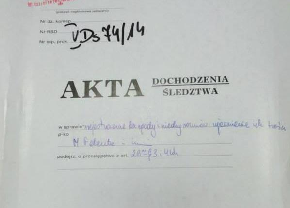 Radio Zet w posiadaniu kolejnych akt ws. afery podsłuchowej