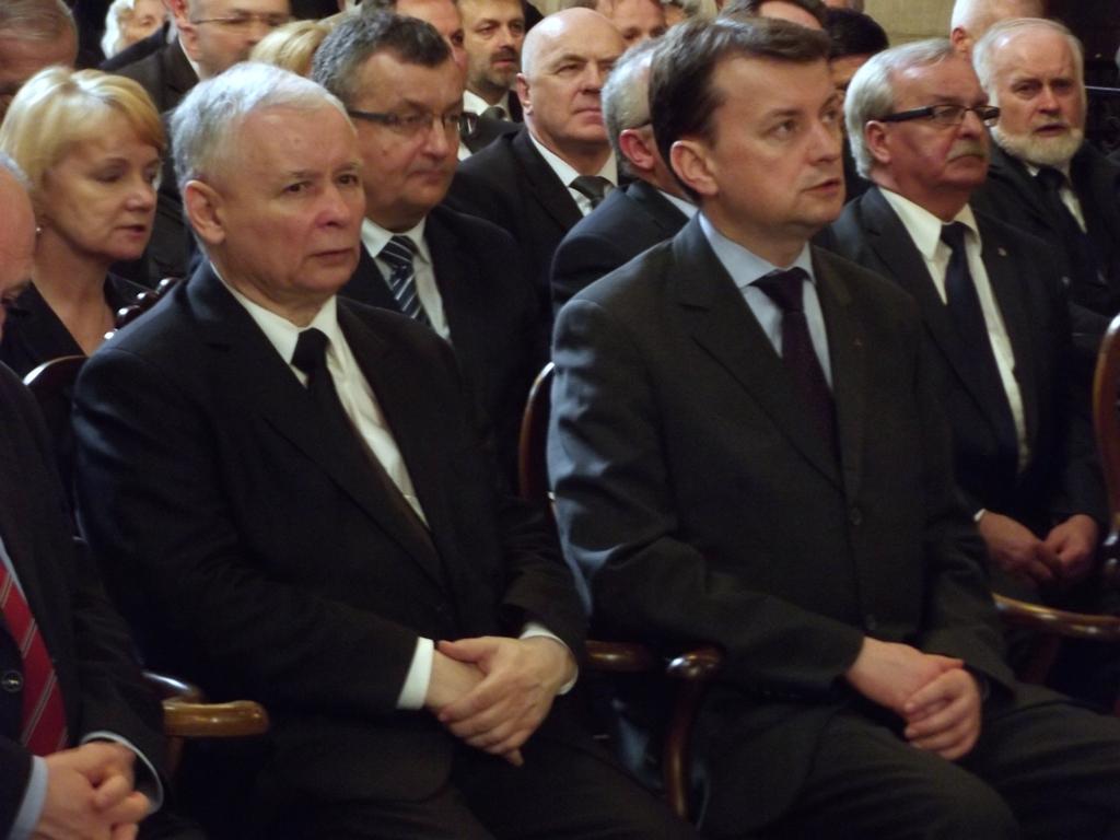 Błaszczak: Premierem będzie Kaczyński. To mąż stanu