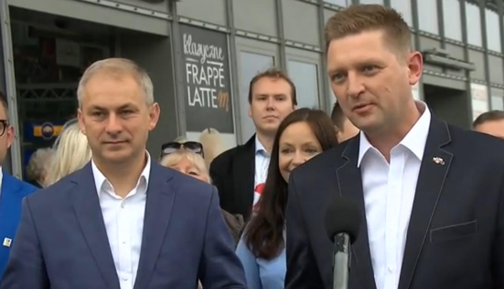 Biało-Czerwoni – nowa partia Napieralskiego i Rozenka