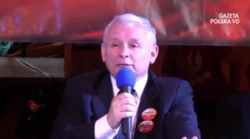 Jarosław Kaczyński mocno krytykuje JOWy (VIDEO)