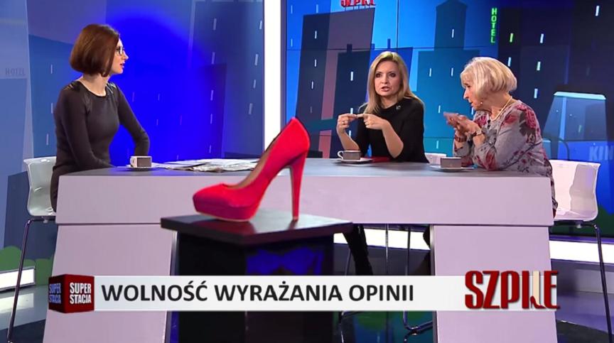 Eliza Michalik twierdzi, że kobiety są dyskryminowane i wykpiwane
