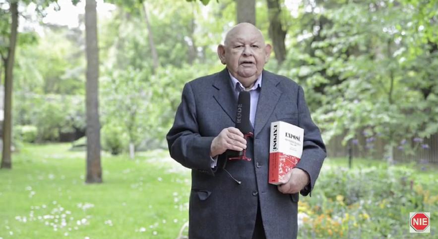 """Jerzy Urban """"strollował"""" Pawła Kukiza (video)"""