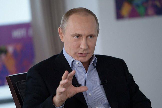 Rekordowe poparcie dla działań Putina