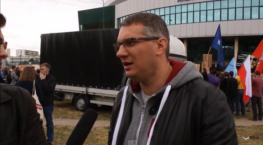 Wipler o współpracy z Ruchem Narodowym i NowoczesnejPL (video)