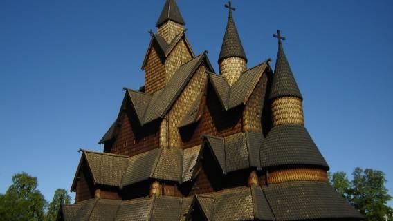 kościół norwegia