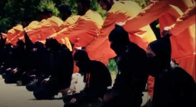 Al-Kaida dokonała pokazowej egzekucji 18-stu członków ISIS