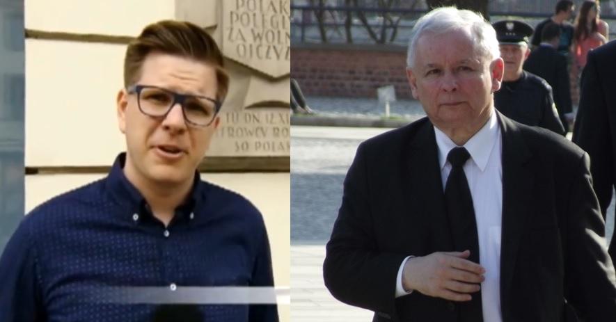 """Chajzer po słowach Kaczyńskiego: """"Dowiedziałem się, że nie jestem patriotą"""""""
