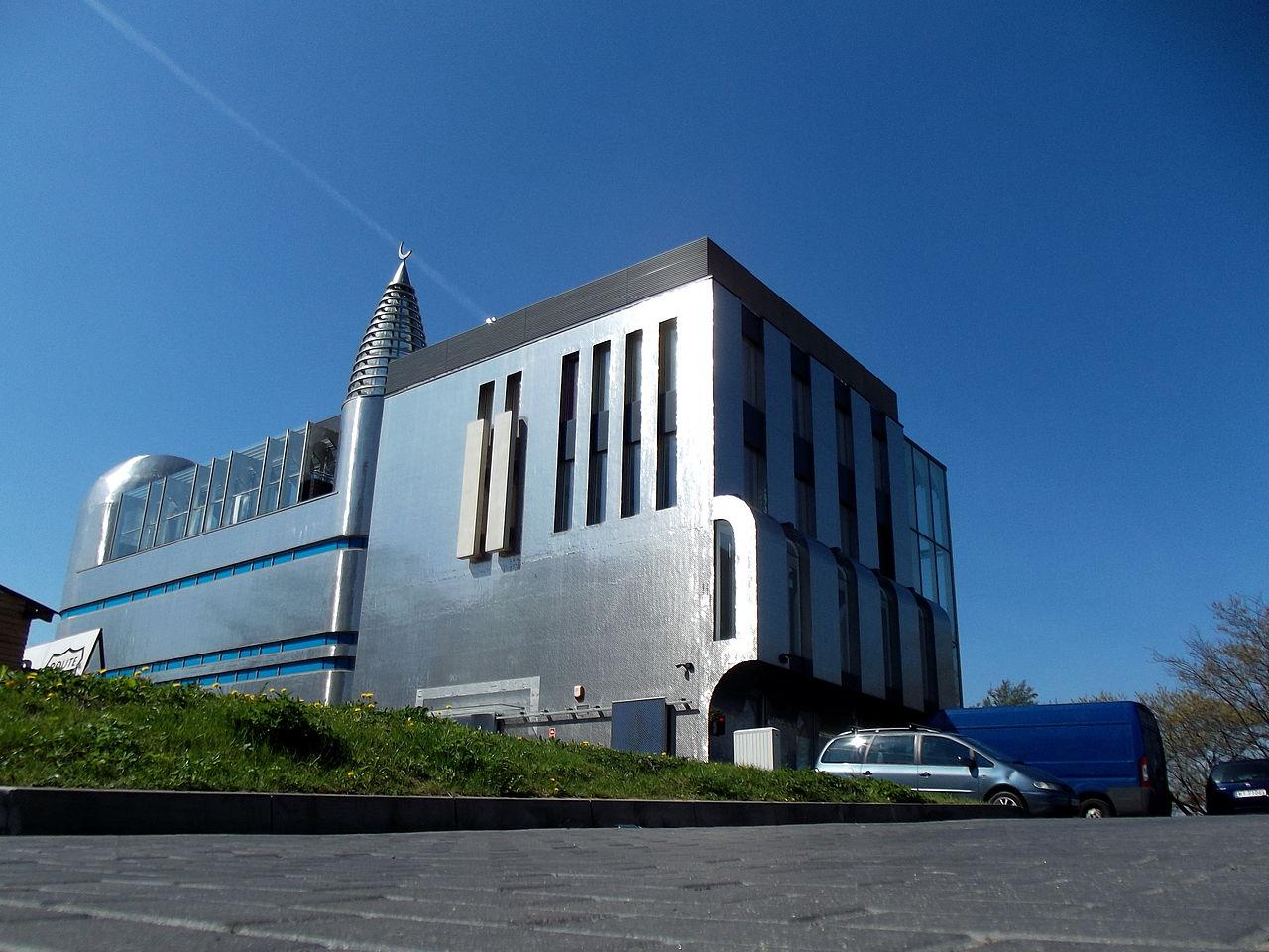 Nowy meczet w Warszawie już otwarty