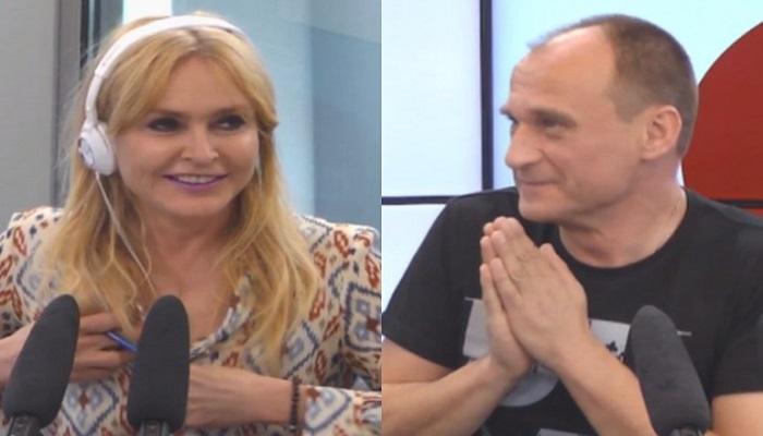 Kukiz o Olejnik: Gdyby ją uwolnić z rąk systemu, byłaby bardzo fajną kobietą