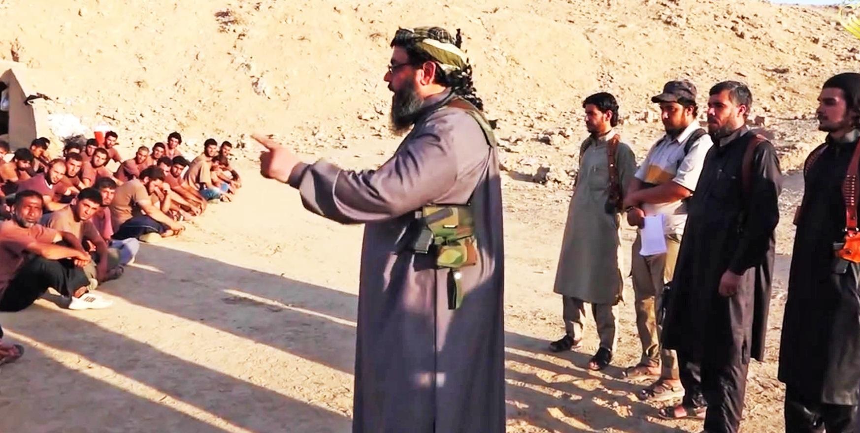 Tunezyjczyk zdezerterował z ISIS. Opowiedział o szkoleniu na terrorystę