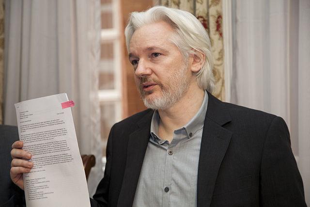 WikiLeaks: Państwo Islamskie i konflikt na Ukrainie to robota USA
