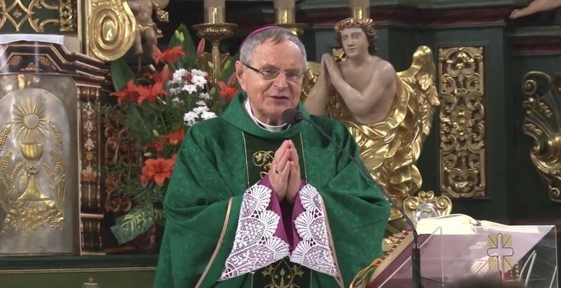 bp Długosz: Prawo sprzeczne z przykazaniami Bożymi ludzi wierzących nie obowiązuje