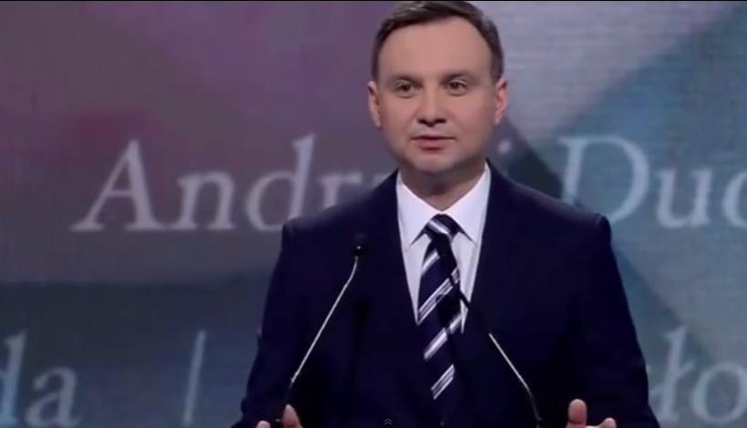 Prezydent Duda o przyjęciu do Polski afrykańskich uchodźców