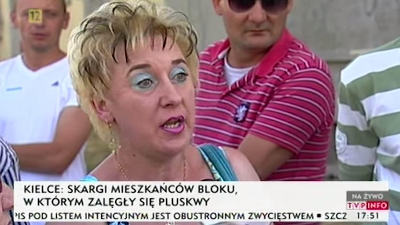 """ZPO#14 Wpadka TVP Info. """"On pierd*li!"""", """"Zmiłuj się kobieto!"""" (video)"""