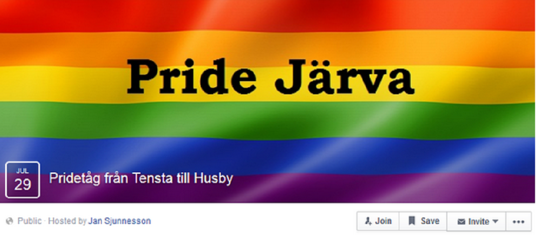 Szwecja: prawica urządza paradę LGBT u muzułmanów, lewica: to rasizm