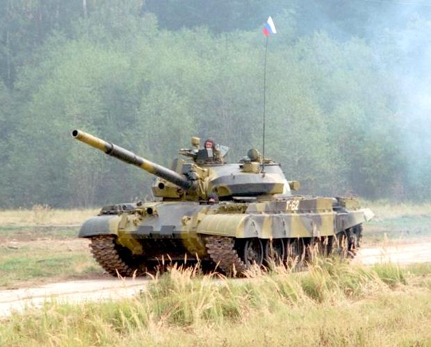 Rosyjskie wojsko wjechało czołgami na rockowy festiwal