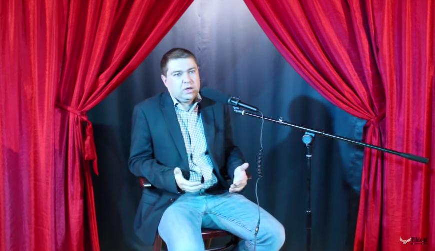 Szumlewicz: Nigdy nie mówiłem, że w Kościele jest najwięcej pedofilii (video)