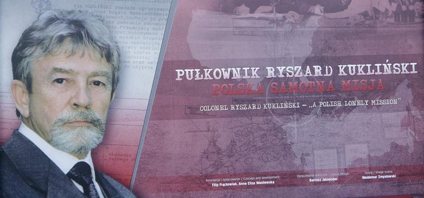 Chcą najwyższego odznaczenia dla płk. Kuklińskiego