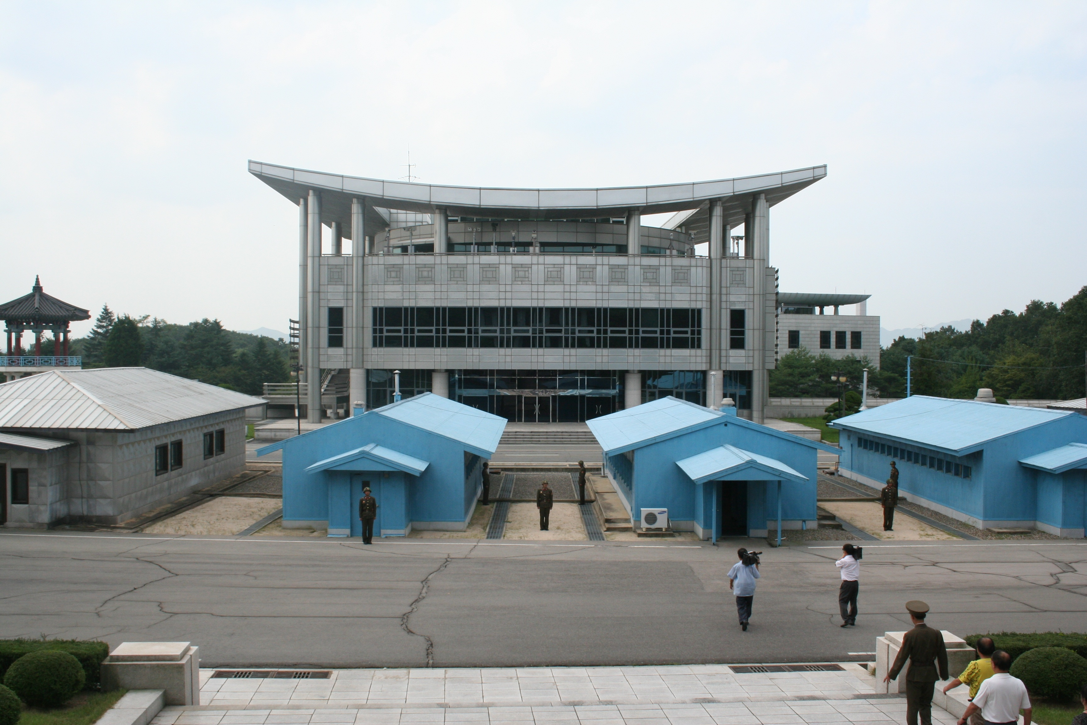 Napięta sytuacja na półwyspie koreańskim