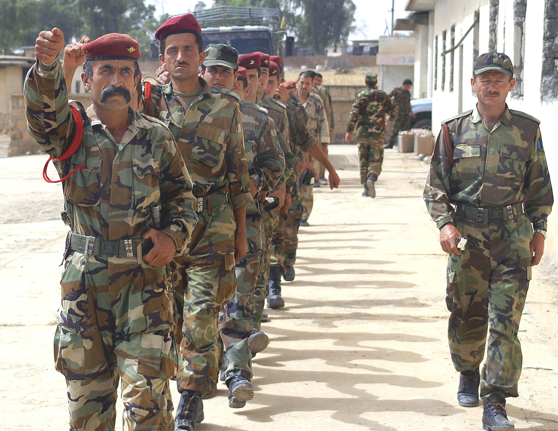 Kurdowie pobili ekstremistów z ISIS