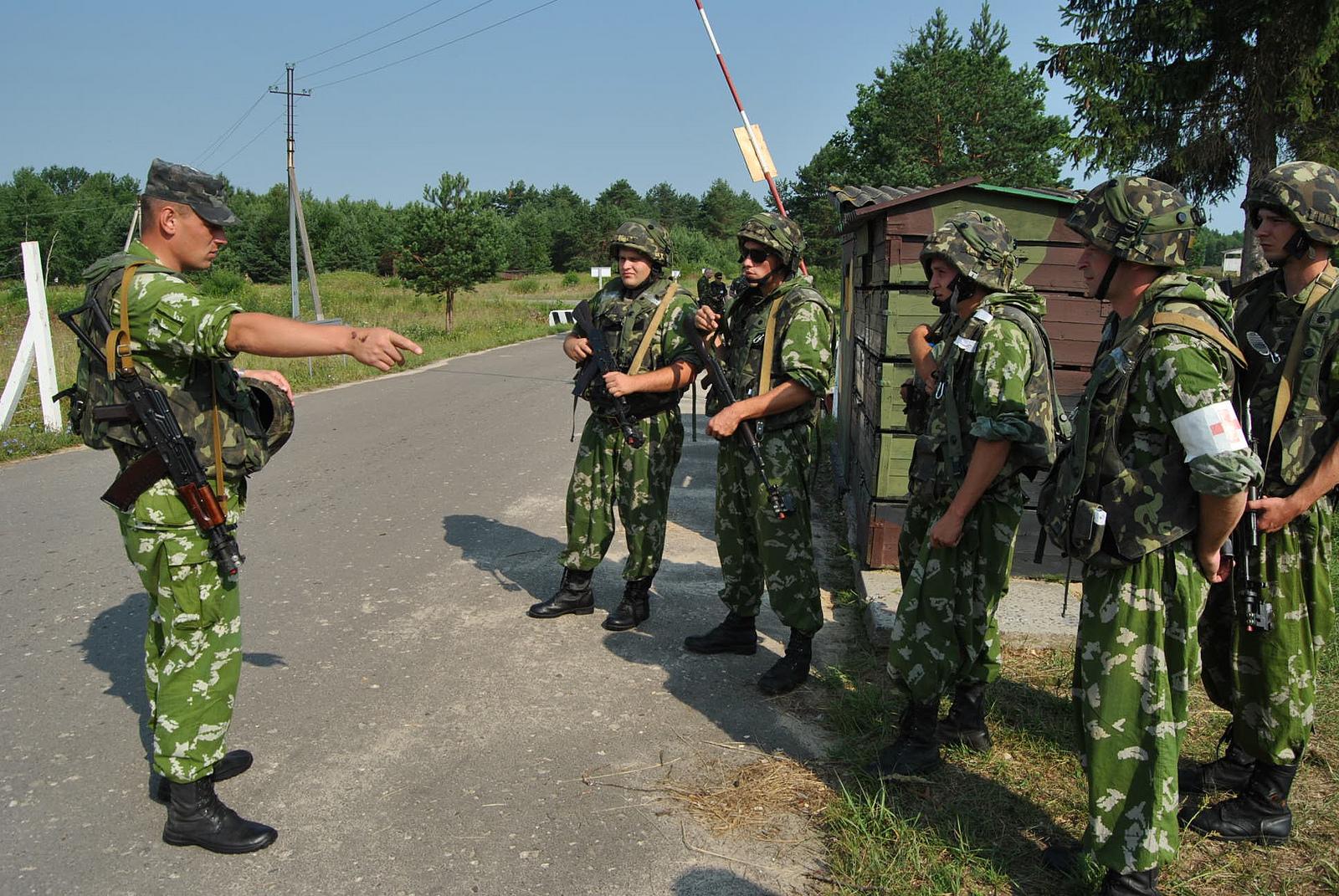 Ukraina: masowe ucieczki przed służbą wojskową