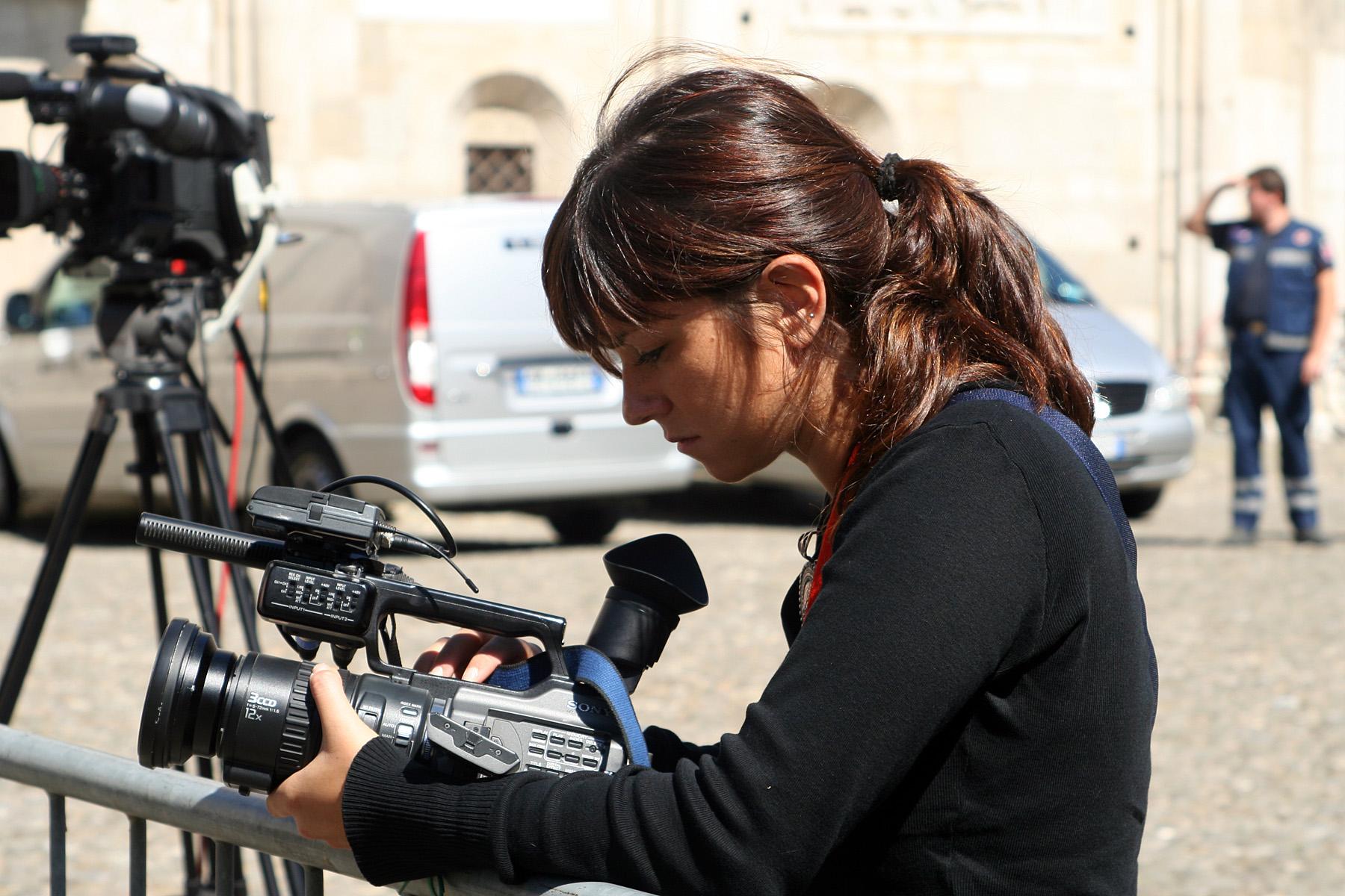 Dziennikarka TVN zaatakowana przez nieznanego napastnika