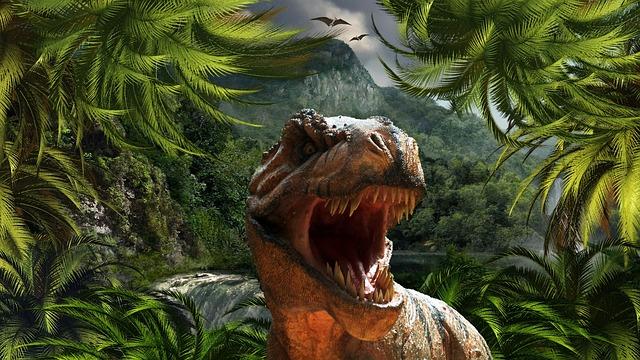 41 proc. Amerykanów uważa, że ludzie żyli razem z dinozaurami