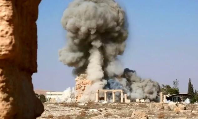 ISIS wysadziło jeden z najcenniejszych zabytków Syrii. Wielka strata dla świata