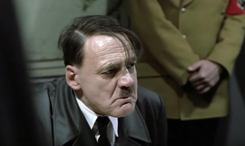 """Nowy hit sieci, czyli """"Hitler dowiaduje się o polskich obozach"""" (video)"""