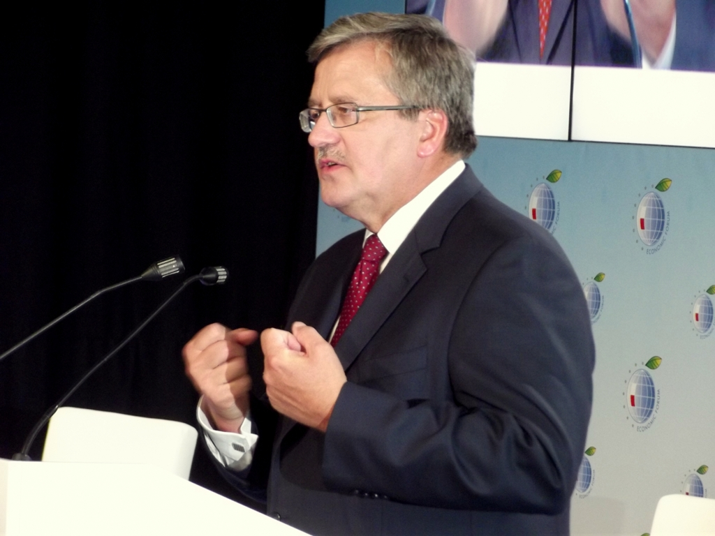 Kaczyński o likwidacji WSI i udziale Komorowskiego (video)