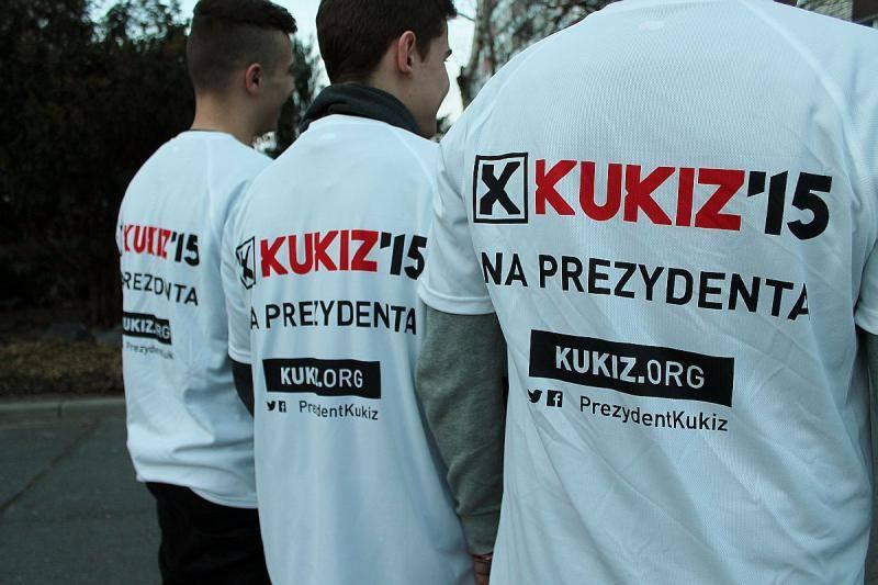 Działacze Kukiza pobili się na spotkaniu. Trwa walka o wpływy
