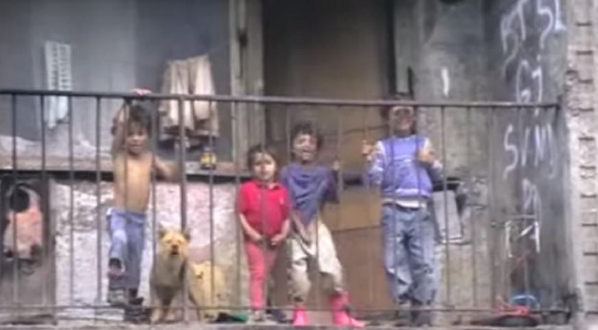 Słowacja: Osiedle grozy tysięcy Romów. 100 proc. bezrobocia