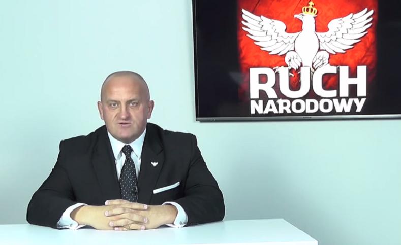 Kowalski: nie wystartuję z list Kukiza, m.in. przez obecność działaczy sytemu (video)