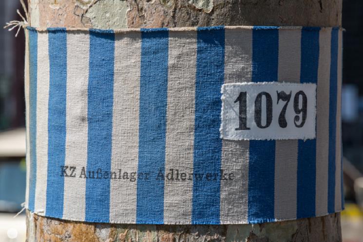 Niemiec niszczył ekspozycję z pamiątkami po powstańcach warszawskich