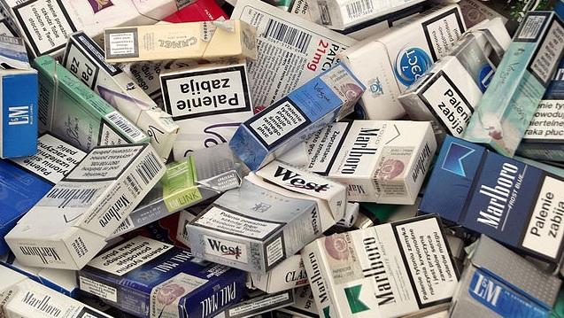 """Urząd Celny """"zgubił"""" papierosy o wartości 3 mln złotych"""