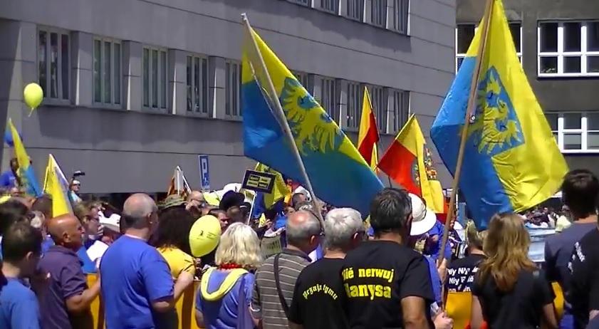 Walka o głosy na Śląsku. PO poparła śląski separatyzm