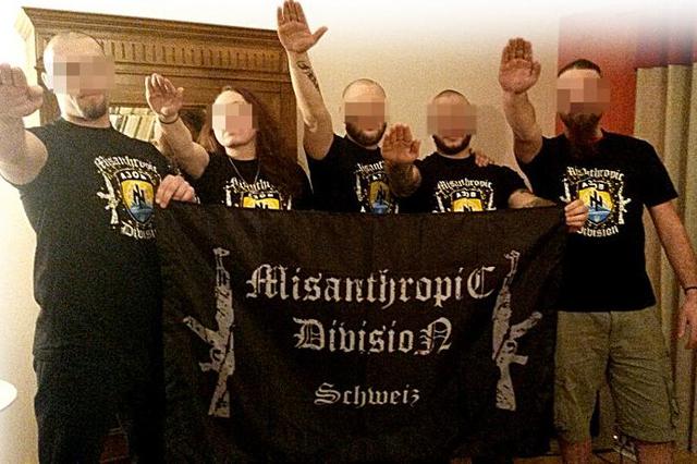 Ukraińska organizacja w rocznicę Powstania czci pamięć nazistów