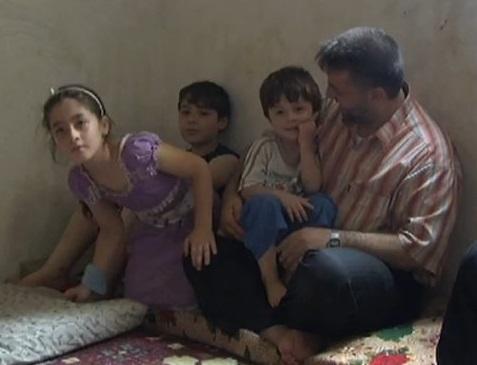 Syryjczyk: Wolę zginąć od bomb w Syrii niż w Polsce z głodu