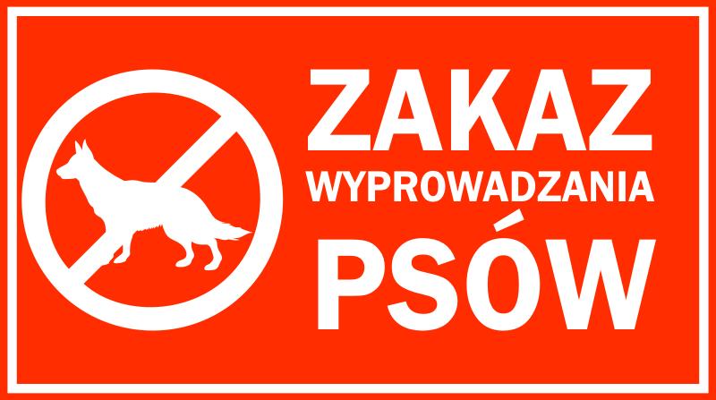 Sąd: Nie wolno zakazywać psom wejścia na plac zabaw i do parku