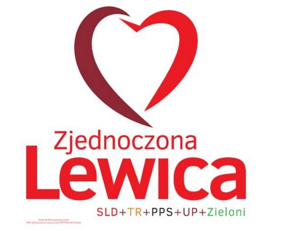 Zjednoczona Lewica prezentuje logo