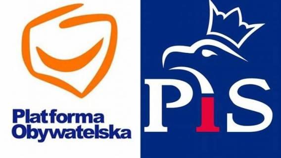 Czeka nas koalicja PO-PiS? Politycy obydwu partii nie wykluczają