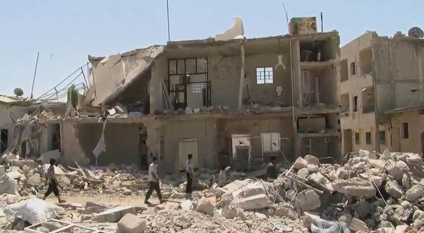 Francja zaangażuje się w wojnę w Syrii